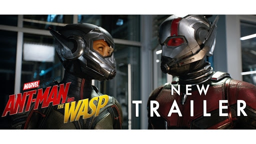 "Ant-Man and The Wasp - ""New Trailer"""