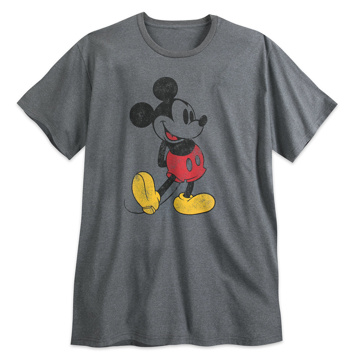 88020a88 Product Image of Mickey Mouse Classic Tee for Men - Plus Size # 1