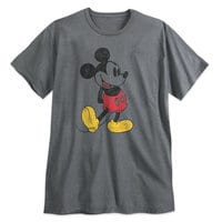 Mickey Mouse Classic Tee for Men - Plus Size