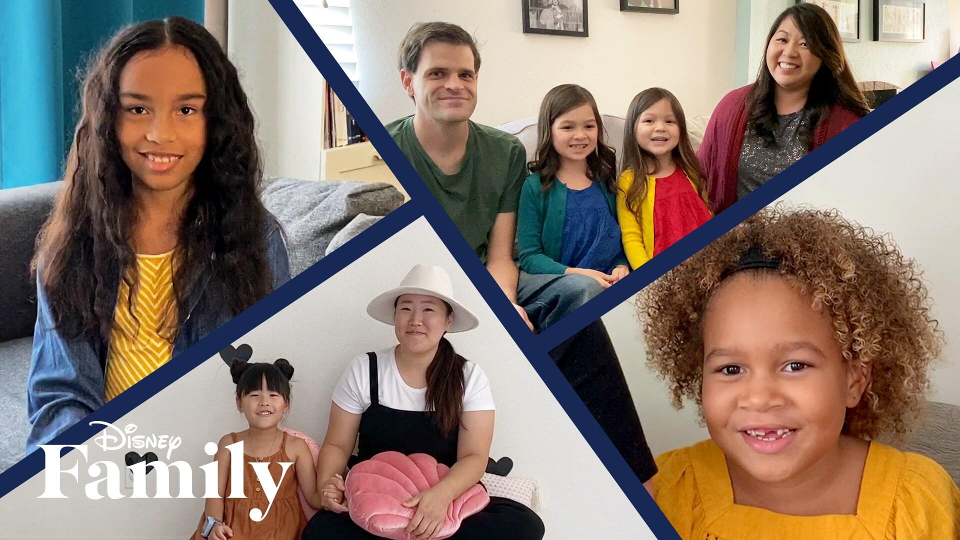 Kids Talk Disney: Mulan | Disney Family