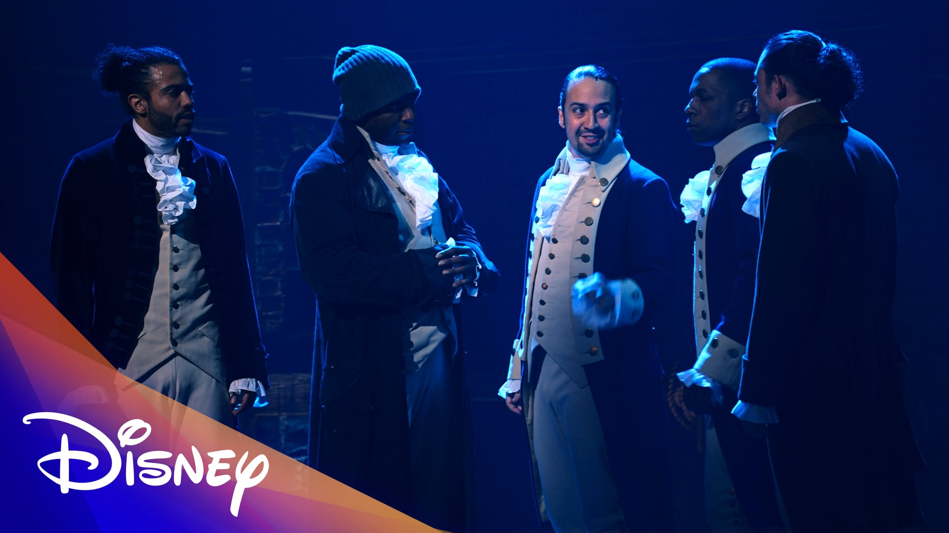The Cast of Hamilton Shares Their Disney Music Memories | Disney