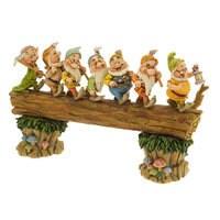 ''Homeward Bound'' Seven Dwarfs Figurine by Jim Shore