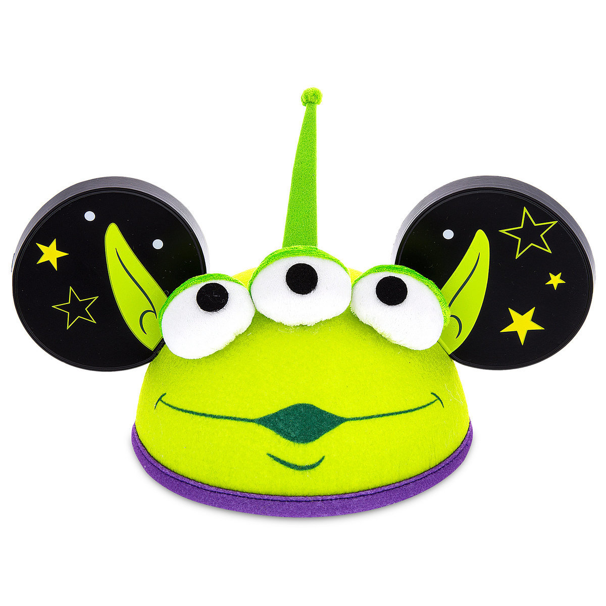 Product Image Of Toy Story Alien Ear Hat For Adults 1