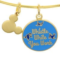 Image of Snow White ''Whistle While You Work'' Bangle by Alex and Ani # 3