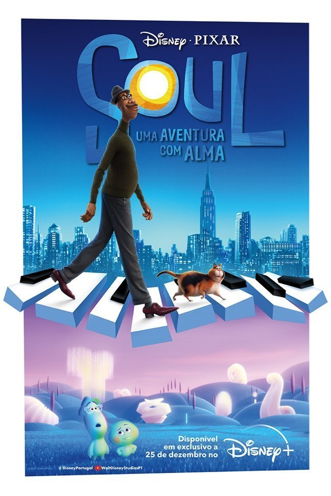 Soul - Uma Aventura com Alma