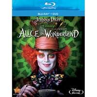 Alice In Wonderland - 2-Disc Blu-ray + DVD Combo Pack