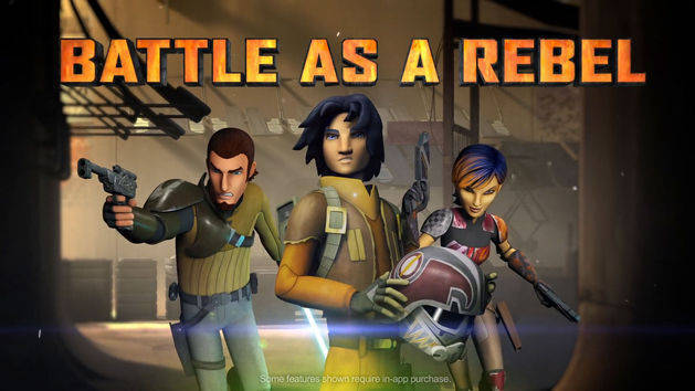 Star Wars Rebels™: Recon Missions App Trailer