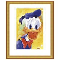 Image of ''Donald Duck Quacks'' Giclée by Randy Noble # 4