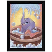 Image of ''Dumbo in Bubbles'' Giclée by Michelle St.Laurent # 6