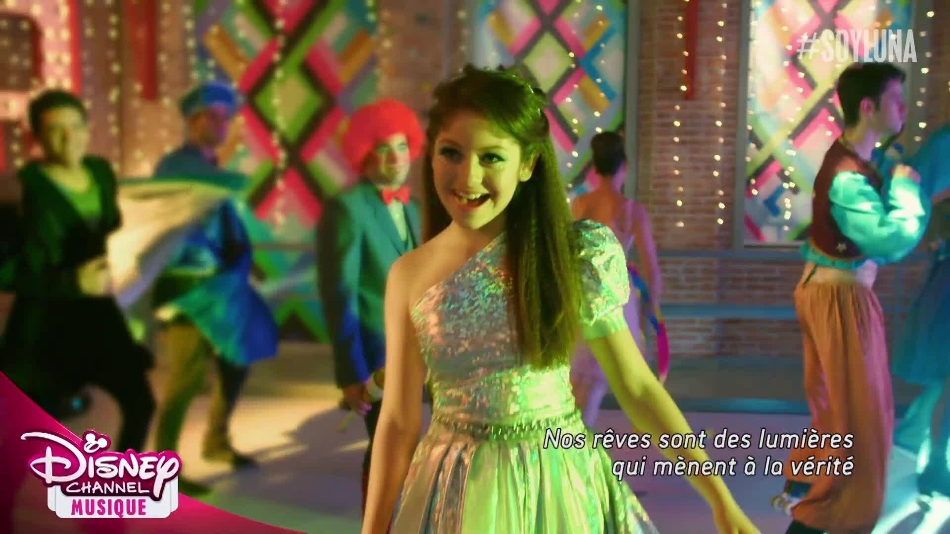 """Soy Luna - Chanson : """"Siempre Juntos"""" (épisode 81)"""