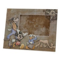 Mickey Mouse and Friends Travel Photo Frame - 4'' x 6''