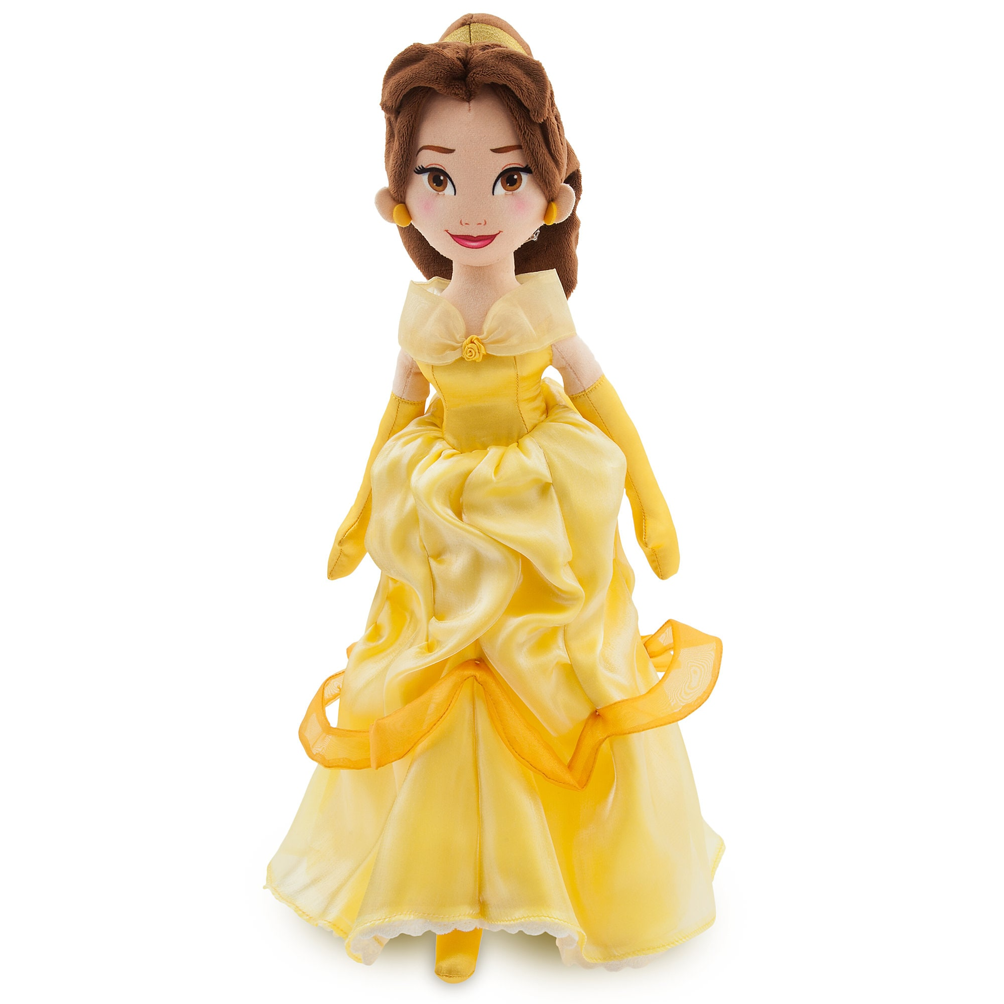 Belle Plush Doll - Beauty and the Beast - Medium - 19''