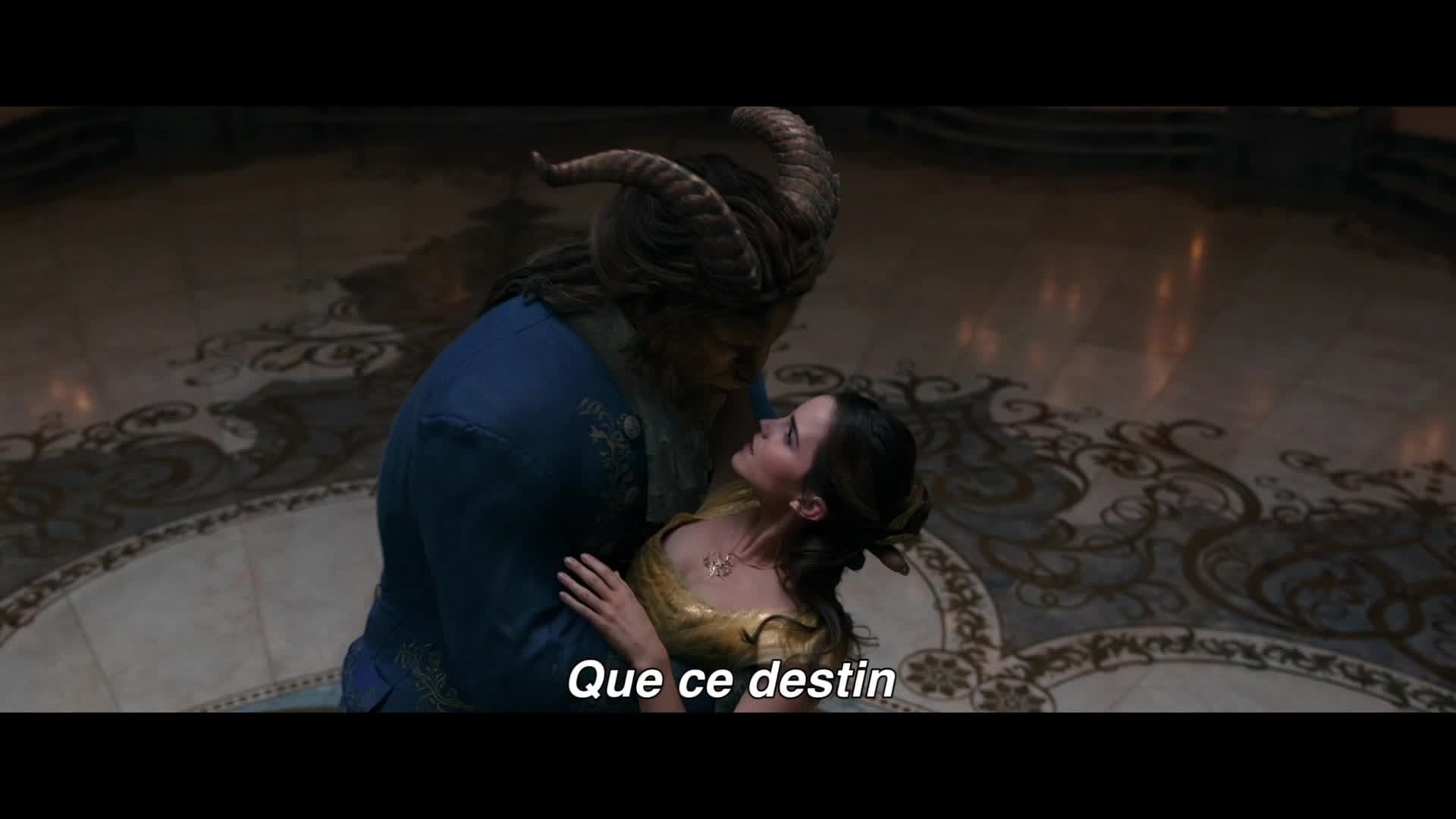 """La Belle et la Bête - """"Hello"""""""