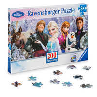 Image of Frozen Panoramic Puzzle by Ravensburger # 1