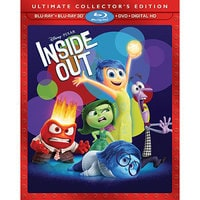 Image of PIXAR Inside Out Ultimate Collector's Edition 3D Combo Pack # 1