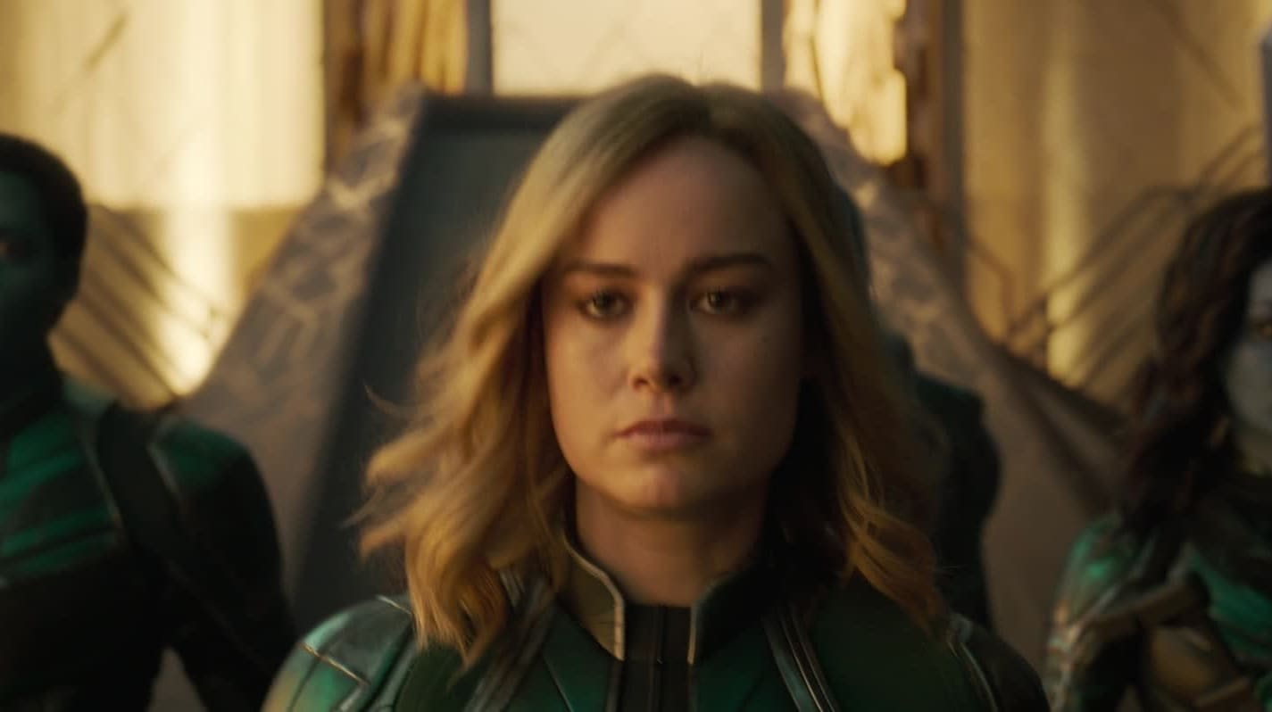 Captain Marvel | Official Australian Teaser Trailer | Higher, Faster, Further