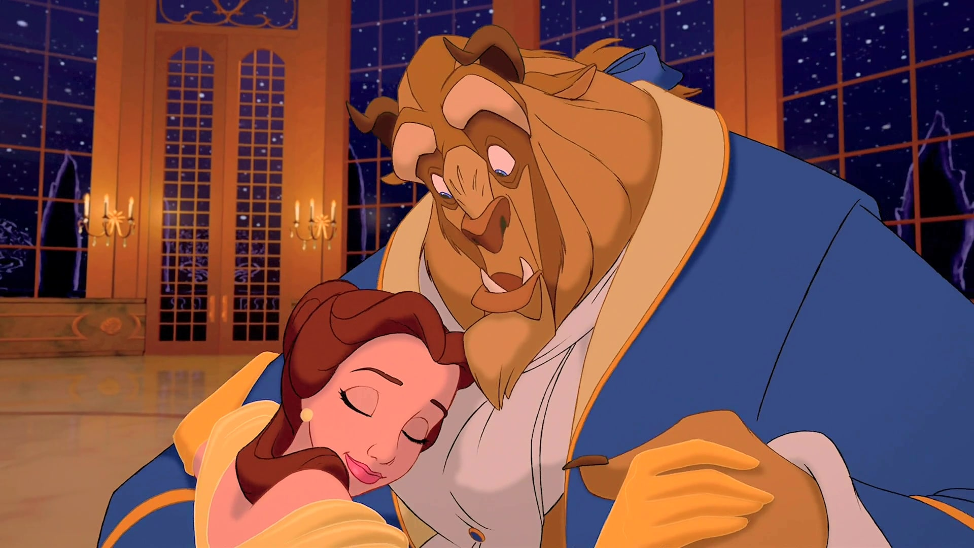 Valentine's Day Hugs Montage From Your Favorite Disney Characters | Oh My Disney