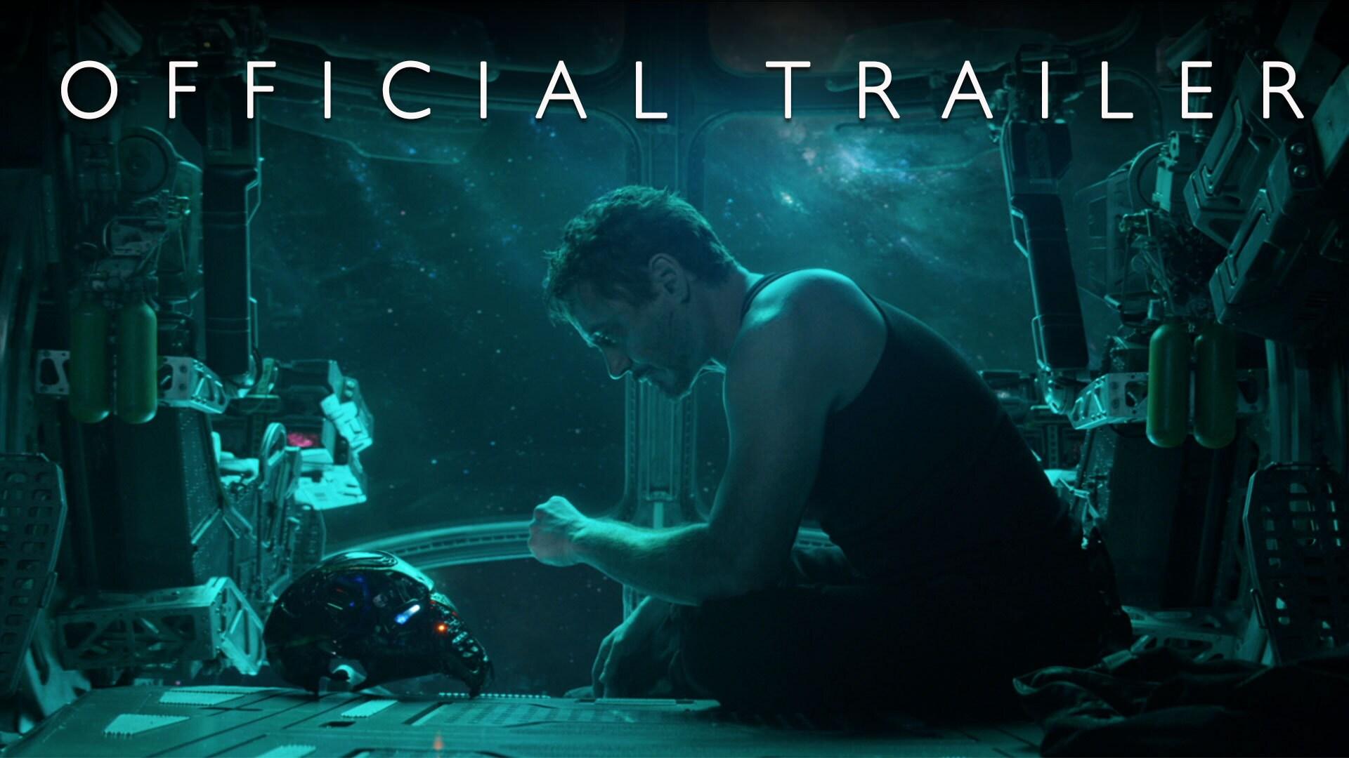 ตัวอย่างแรก Marvel Studios' Avengers: Endgame