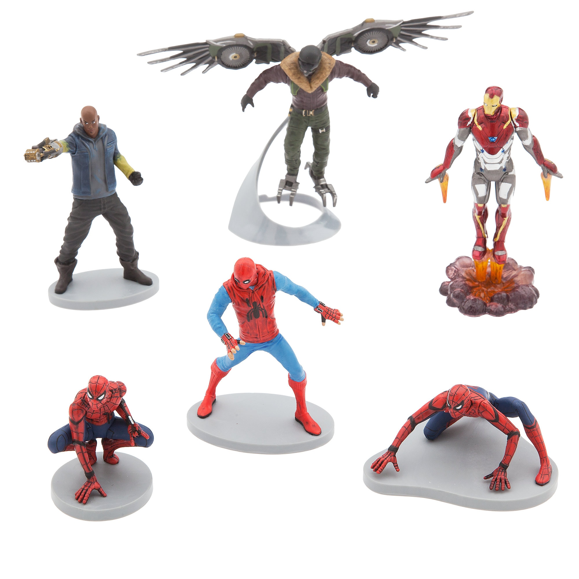47d1875f Spider-Man: Homecoming Figure Play Set | shopDisney