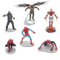 Image of Spider-Man: Homecoming Figure Play Set # 1