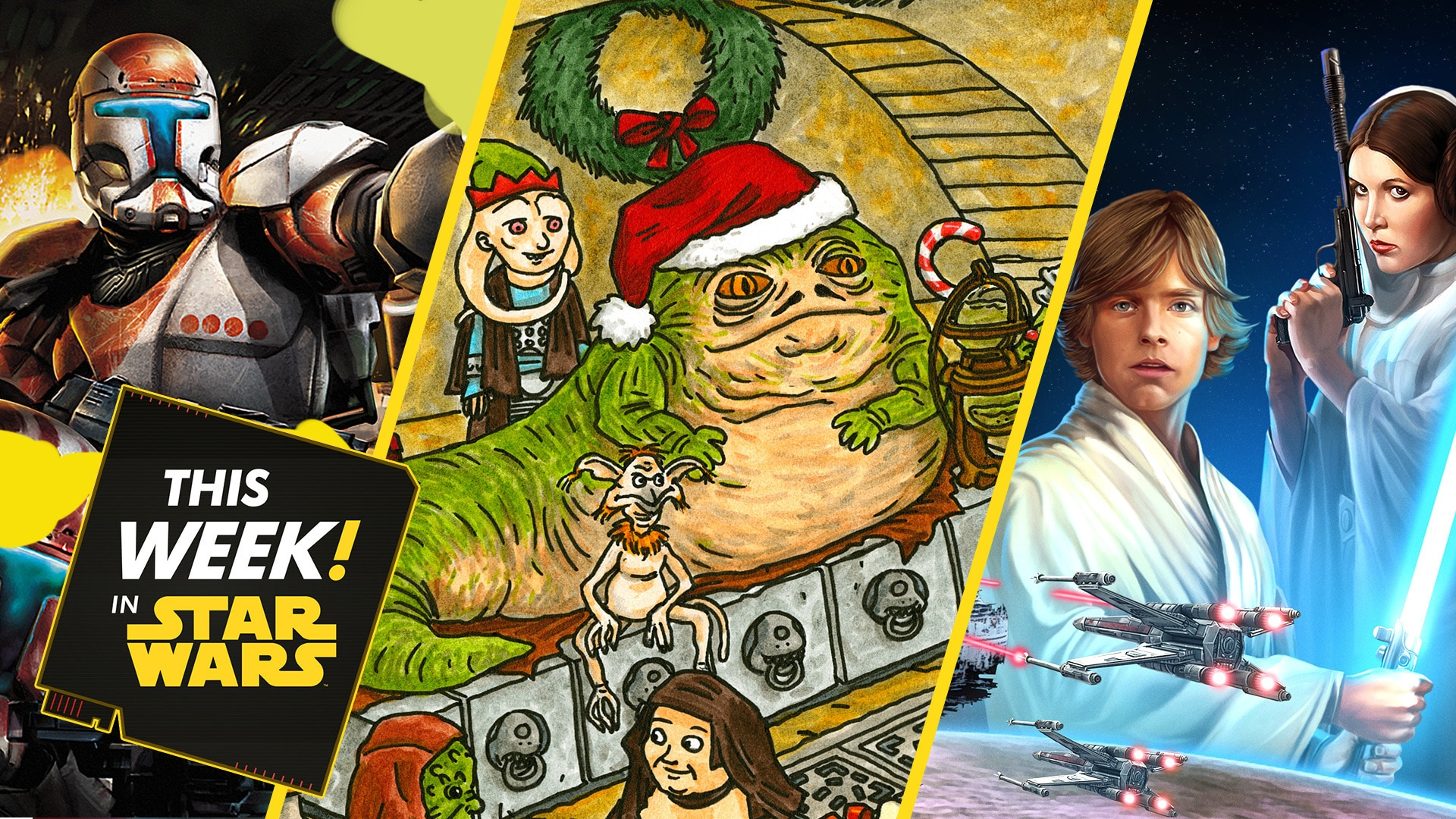 The Bad Batch Report In, We Wish You a Merry Sithmas, and More!
