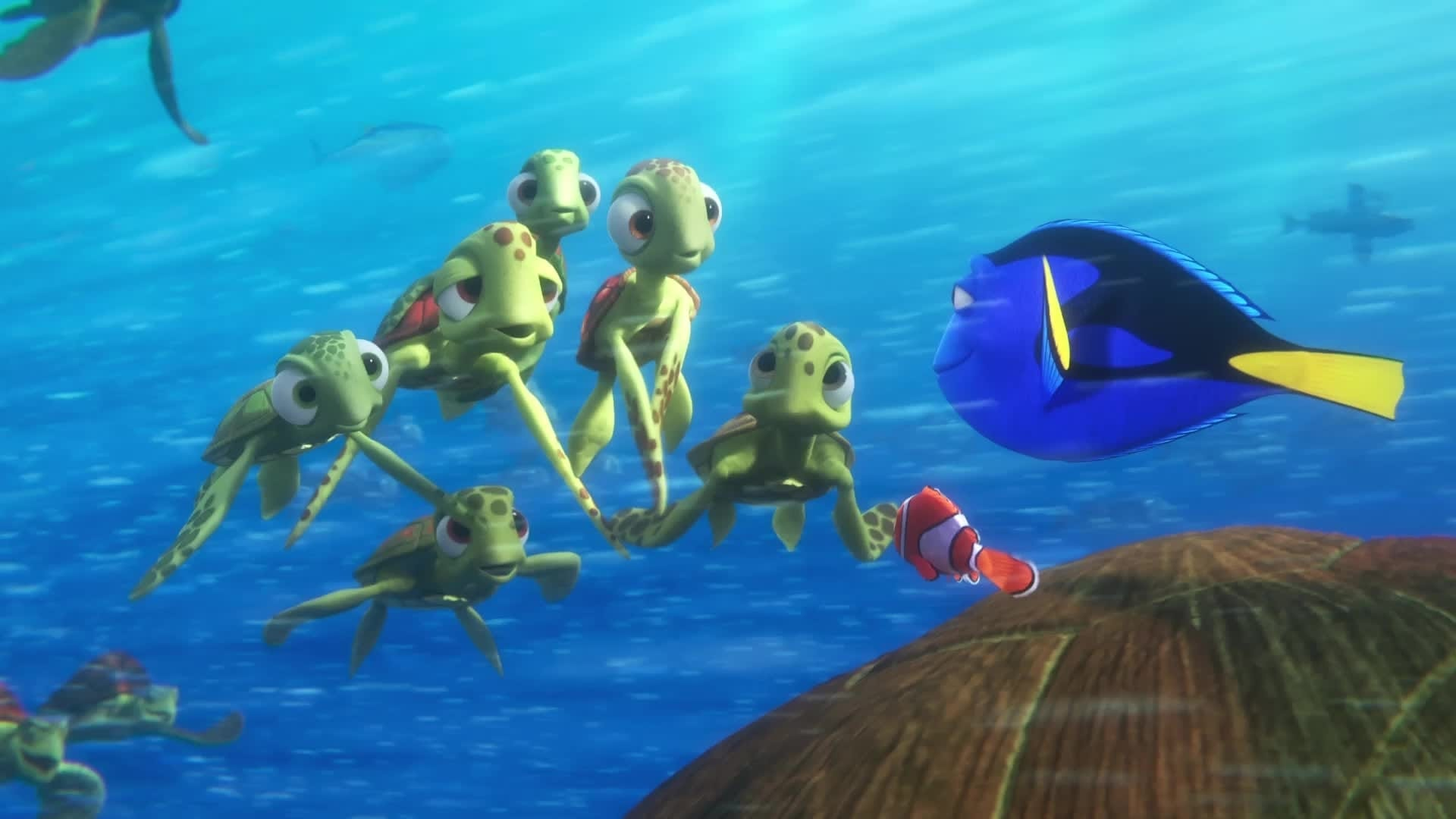 Journey Trailer | Finding Dory