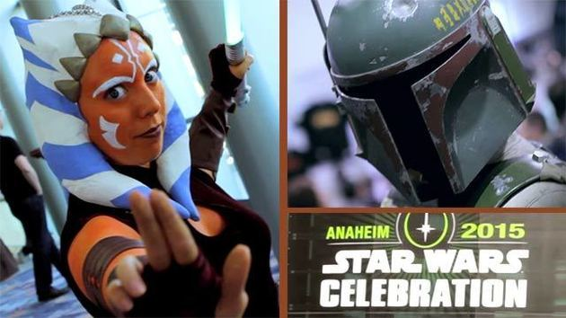 Star Wars Celebration Sights & Sounds | Disney Insider