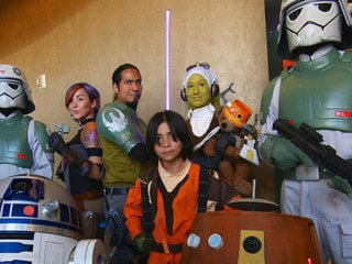 Fully Operational Fandom: Family Stories from Star Wars Celebration