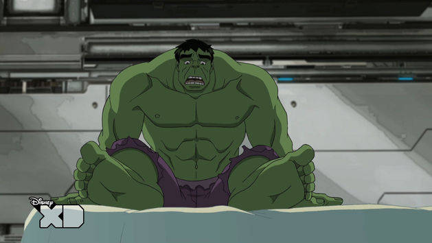 The Incredible Spider Hulk