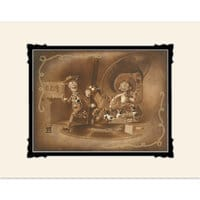 Image of Toy Story ''Round Up Gang'' Deluxe Print by Noah # 1