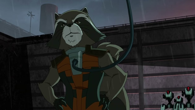"""Rocket Raccoon Origins Pt. 1"""