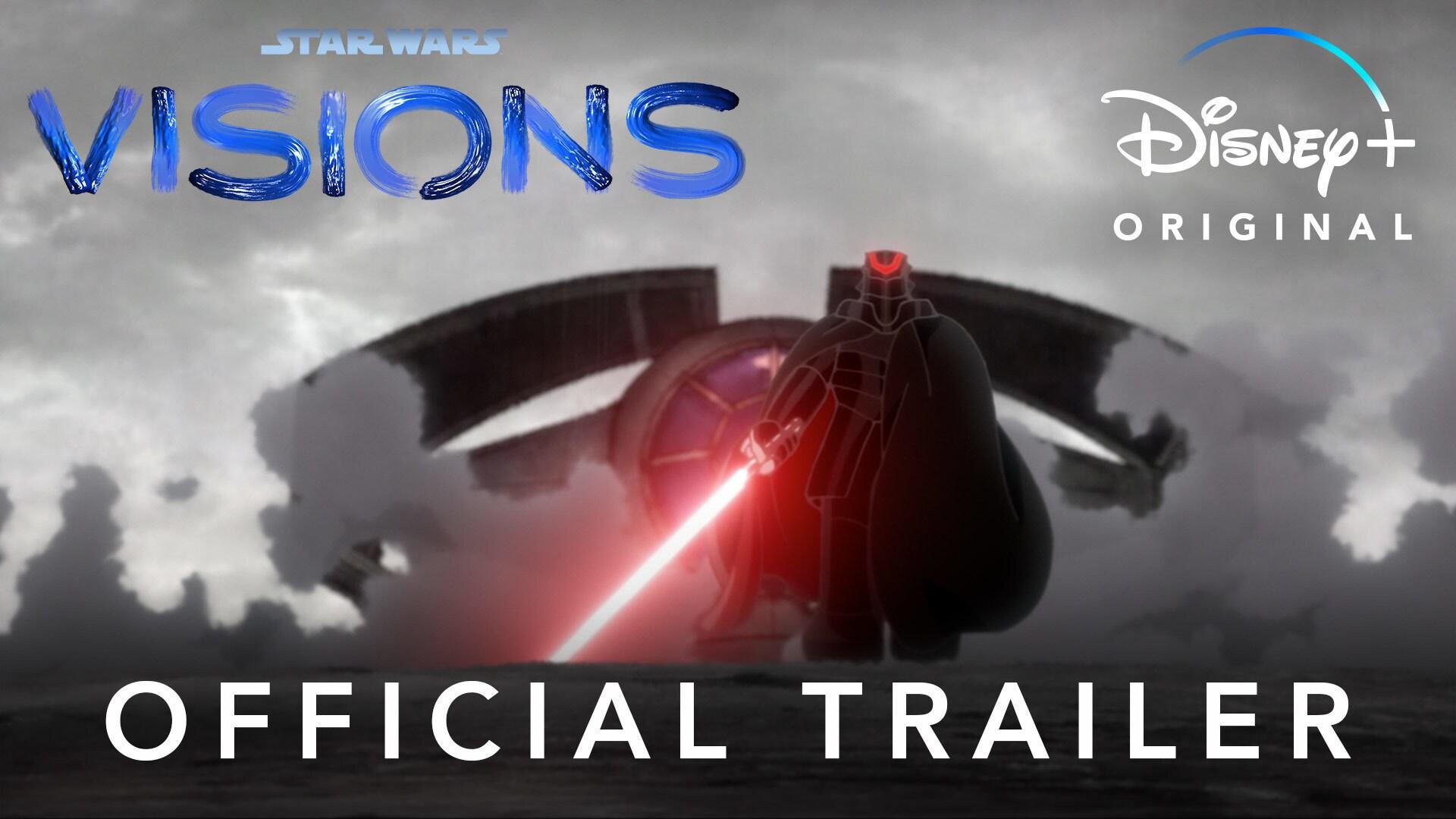 English Dub Trailer - Star Wars: Visions
