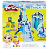Frozen Enchanted Ice Palace Play-Doh Set