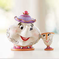 Image of Mrs. Potts and Chip ''A Mother's Love'' Figure by Jim Shore # 2