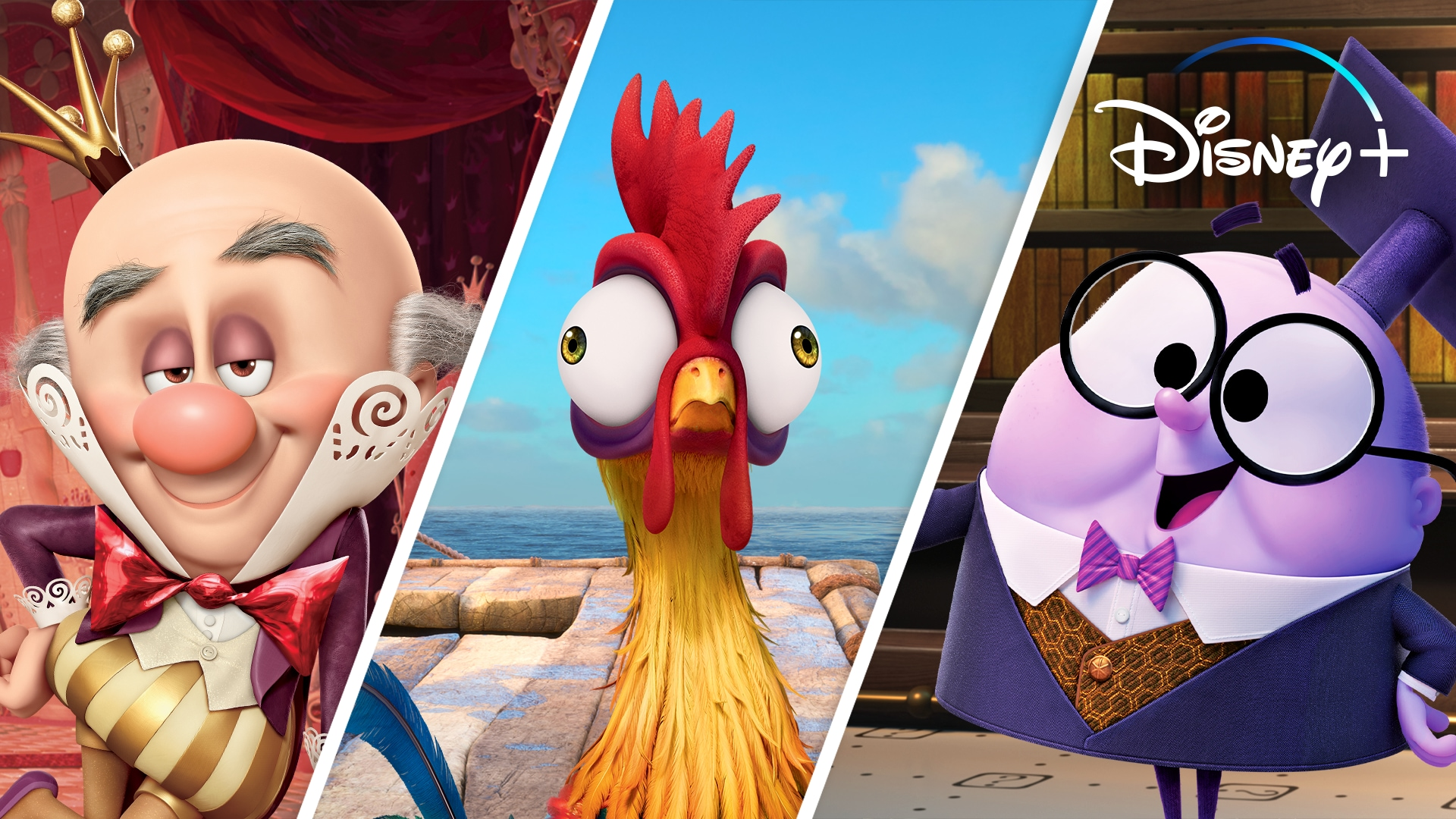 Guess Who Voiced These 8 Iconic Performances on Disney+ | Disney+