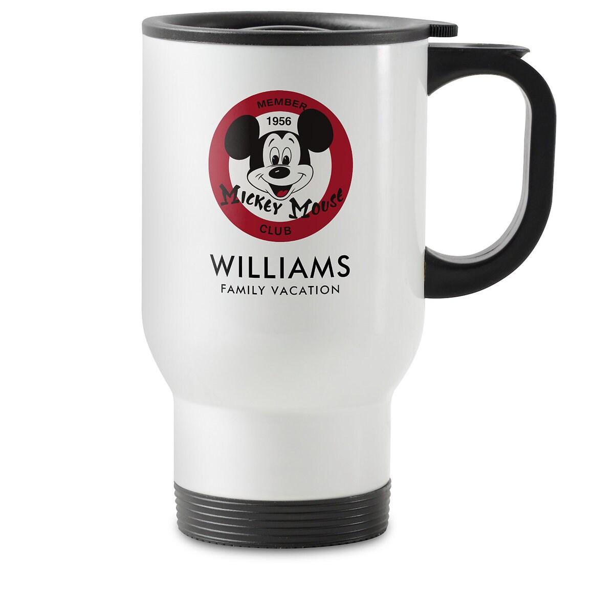8a91594450f Mickey Mouse Club Travel Mug - Customizable