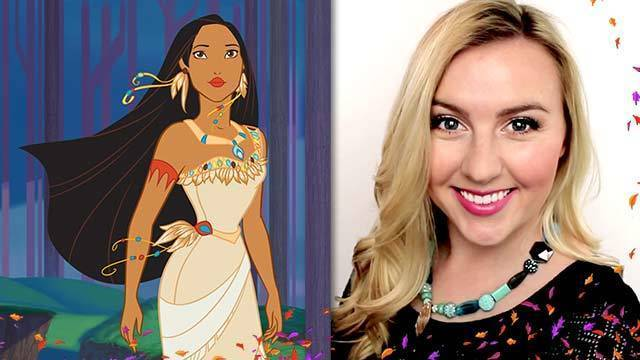 Pocahontas DIY Necklace - Amarixie