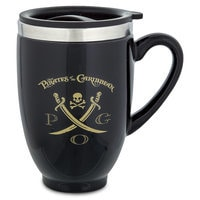 Pirates of the Caribbean Ceramic Travel Mug