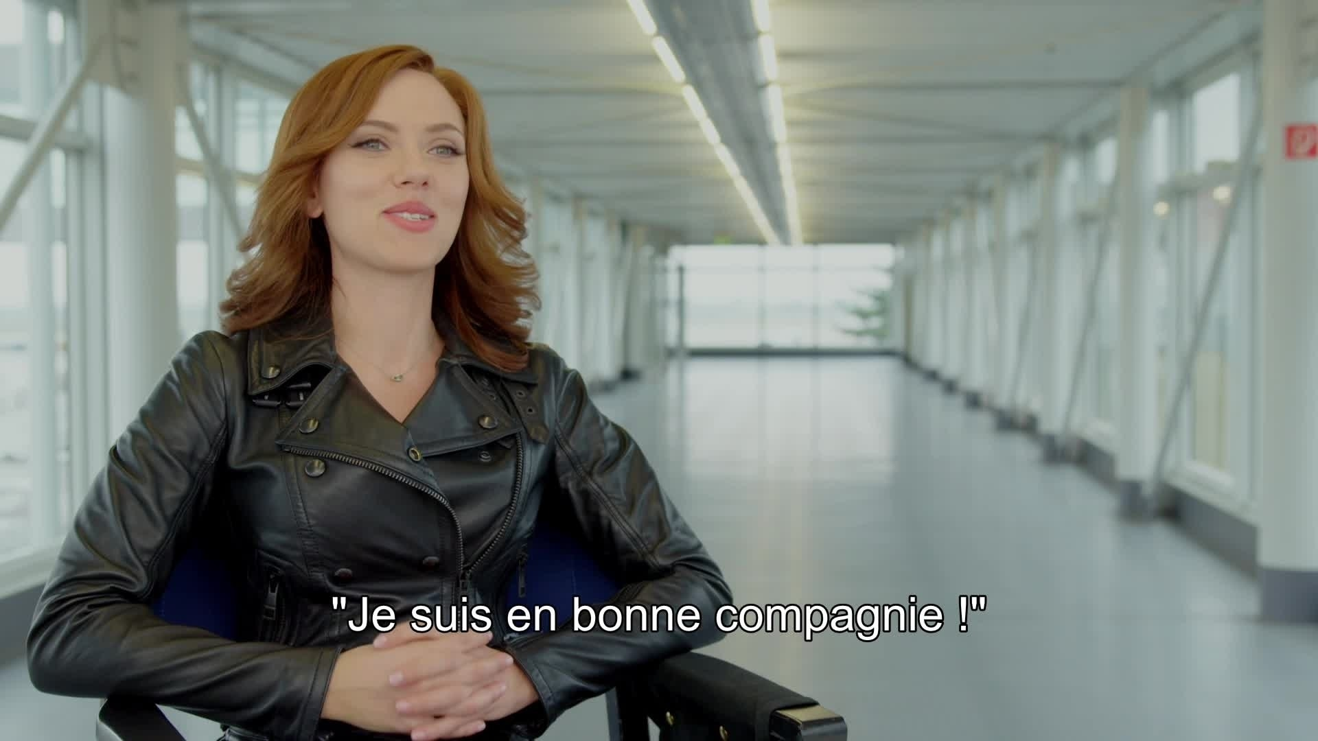 Captain America : Civil War - En bonne compagnie