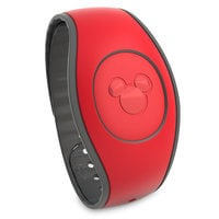 Image of Disney Parks MagicBand 2 - Red # 1