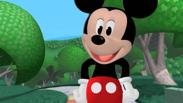 Mickey Mouse Clubhuis - Openingsliedje