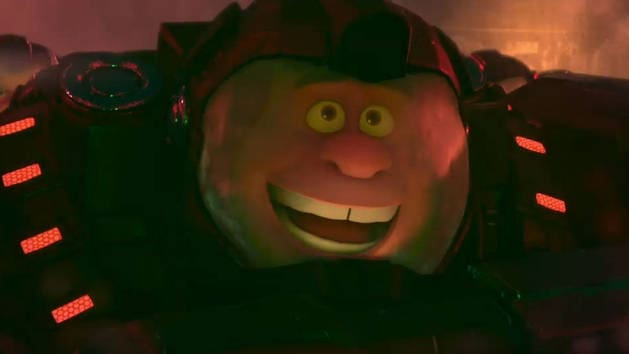Creating Hero's Duty - Featurette - Wreck-It Ralph