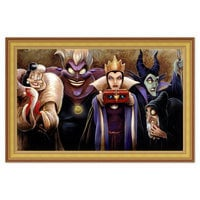 Image of ''Sinister Villains'' Giclée by Darren Wilson # 8