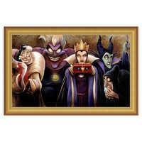 Image of ''Sinister Villains'' Giclée by Darren Wilson # 8
