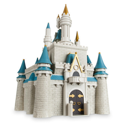 Cinderella Castle Monorail Play Set Accessory Walt