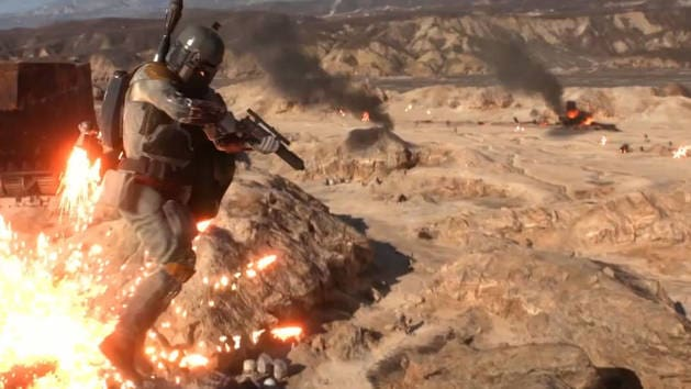 Star Wars Battlefront: Reveal Trailer