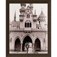 Image of Walt Disney at Sleeping Beauty Castle Giclé # 10
