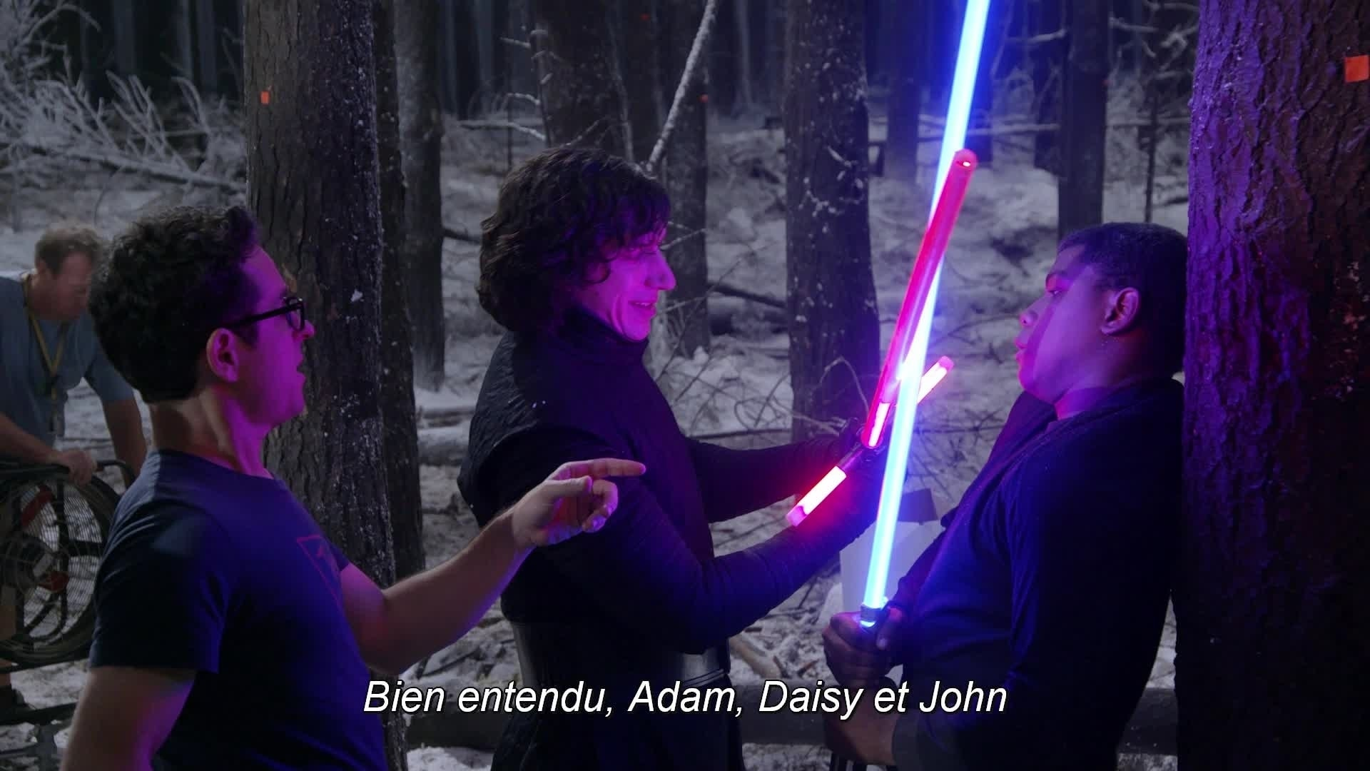 Star Wars en DVD – Bonus : Les secrets du duel final