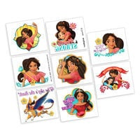 Elena of Avalor Tattoos - 2 Pack