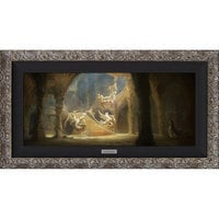 ''Morning Light in the Palace'' Limited Edition Giclée - Beauty and the Beast - Live Action Film